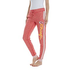 Women's Walkoff Kansas City Chiefs French Terry Lounge Pants