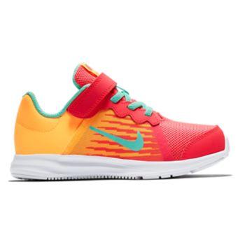 Nike Downshifter 8 Fade Preschool Girls' Sneakers
