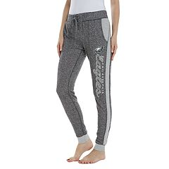 Women's Walkoff Philadelphia Eagles French Terry Lounge Pants