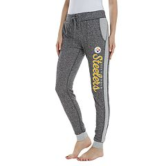 Women's Walkoff Pittsburgh Steelers French Terry Lounge Pants