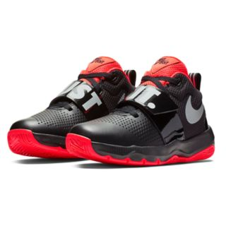 Nike Team Hustle D 8 JDI Grade School Boys' Basketball Shoes
