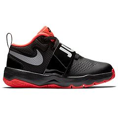 Nike Team Hustle D 8 JDI Preschool Boy's Basketball Shoes