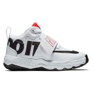Nike Team Hustle D 8 JDI Preschool Boy's Basketball Shoes