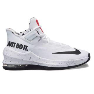 Nike Air Max Infuriate II JDI Grade School Boys' Basketball Shoes