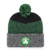 Adult 47 Brand Boston Celtics Pom Pom Hat