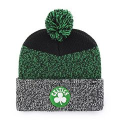5ba1bef8ef96a Adult 47 Brand Boston Celtics Pom Pom Hat