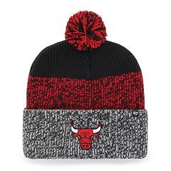 Adult 47 Brand Chicago Bulls Pom Pom Hat