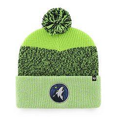 Adult 47 Brand Minnesota Timberwolves Pom Pom Hat