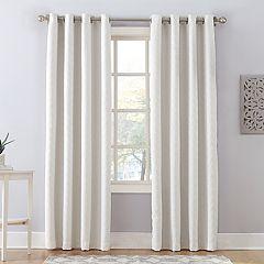Sun Zero Corinne Blackout Lined Curtain