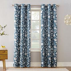 Sun Zero Jorah Thermal Insulated Curtain