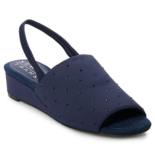 New York Transit Best One Women's Slingback Mules