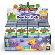 Learning Resources Beaker Creatures 24-Piece Reactor Pods Set