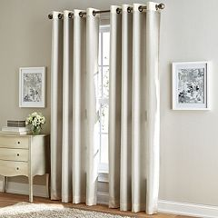 Window Curtainworks 1-Panel Solid Corissa Textured Window Curtain