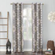 Sun Zero Blackout 1-Panel Nepal Curtain