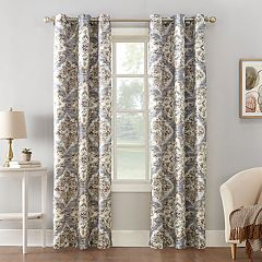 Sun Zero Regina Thermal Insulated Curtain