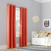 Sun Zero Blackout 1-Panel Riley Kids Curtain