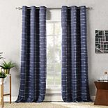 Sun Zero Blackout 1-Panel Saki Curtain