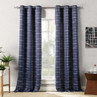 Sun Zero Blackout 1-Panel Saki Curtain