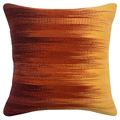 Rizzy Home Stripe Transitional Throw Pillow