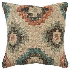 Rizzy Home Geometric Throw Pillow