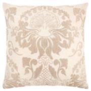 Rizzy Home Floral Transitional Throw Pillow