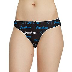 Women's Recover Carolina Panthers Panties
