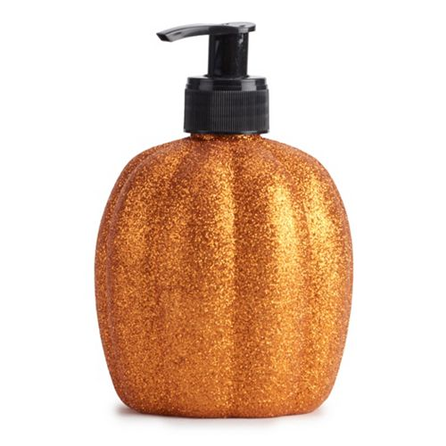 Simple Pleasures Glittery Pumpkin Hand Soap