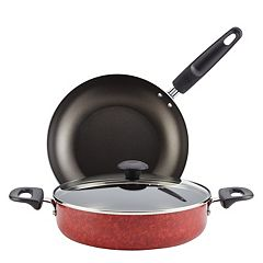 Farberware 3-piece Aluminum Cookware Set