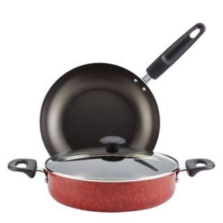 Farberware 3-piece Aluminum Cookware Set