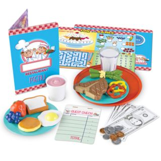 Learning Resources Serve It Up! Play Restaurant