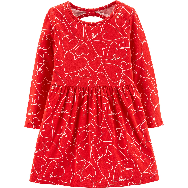 Toddler Valentine's Day Dress
