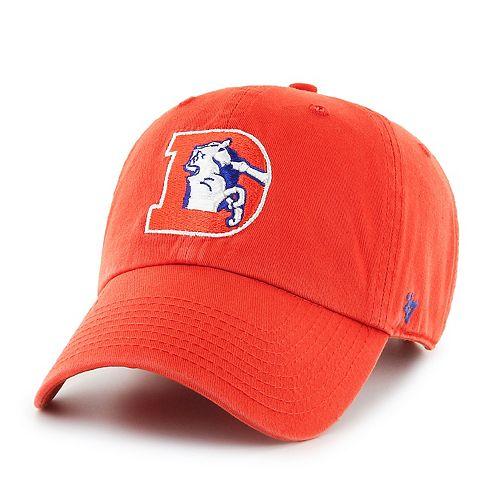 Adult '47 Brand Denver Broncos Adjustable Cap