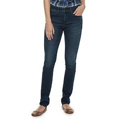 Women's SONOMA Goods for Life™ High Waist Skinny Jeans