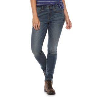 Women's SONOMA Goods for Life? High Waist Skinny Jeans