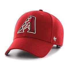 Men's '47 Brand Arizona Diamondbacks MVP Baseball Cap