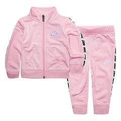 Baby Girl Nike Track Jacket & Pants Set