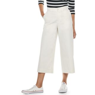 Women's POPSUGAR Crop Flare-Leg Pants