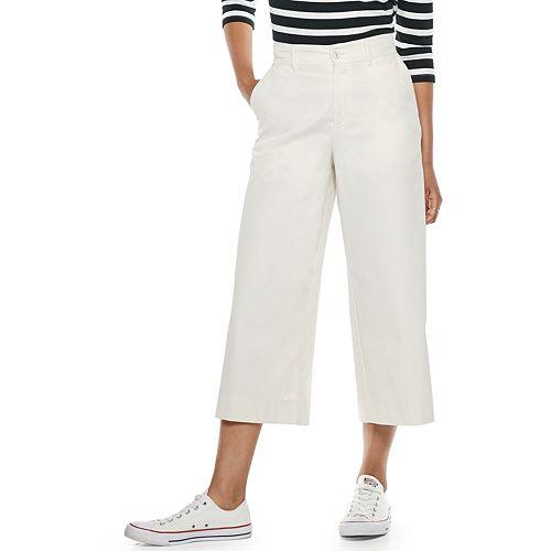 Women's POPSUGAR Crop Flare-Leg Pants