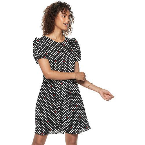 Women's POPSUGAR Print Shift Dress