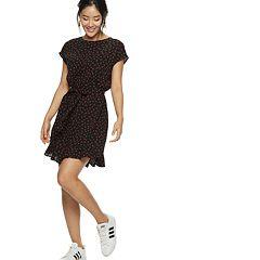 82500ed698c7 Women s POPSUGAR Print Tie-Waist Dress