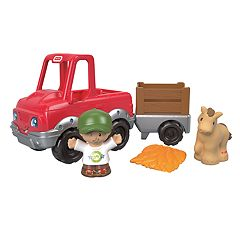 Fisher-Price Little People Handy Helper Farm Truck
