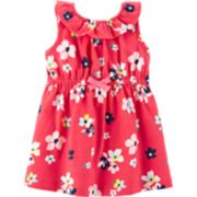 Baby Girl Carter's Floral Dress