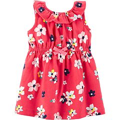 Girls' Clothing (0-24 Months) M&s Baby Beautiful Red Blue Multi Coloured Floral Wedding Dress 0-3months ???? Dresses