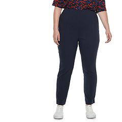 Plus Size POPSUGAR Essential Crop Pants