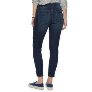 Petite SONOMA Goods for Life? Pull-On Mid-Rise Skinny Jeans