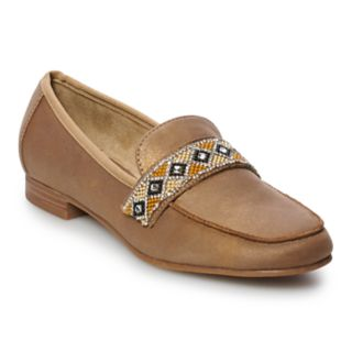 New York Transit Celebration Women's Loafers