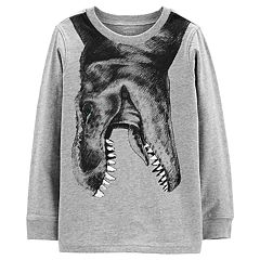 Boys 4-14 Carter's Glow in the Dark Dinosaur Graphic Tee