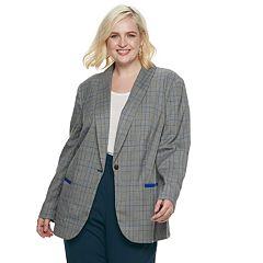 Plus Size POPSUGAR Essential Blazer