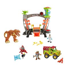 Imaginext Jurassic World Lab Gift Set by Fisher-Price