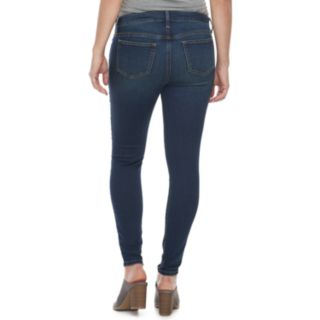 Maternity a:glow Inset Elastic Underbelly Panel Jeggings